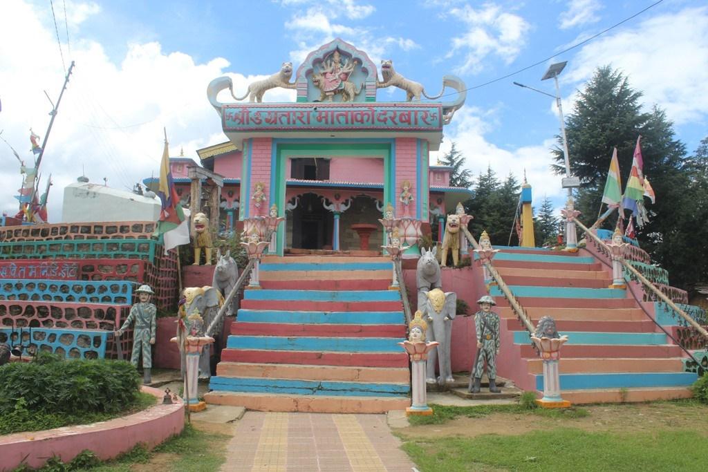 बैतडीका मठ मन्दिरहरू, जहाँ दर्जनौं तीर्थस्थल छन्
