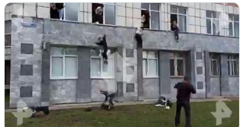 रुसको विश्वविद्यालयमा हतियारधारीद्वारा विद्यार्थीमाथि आक्रमण