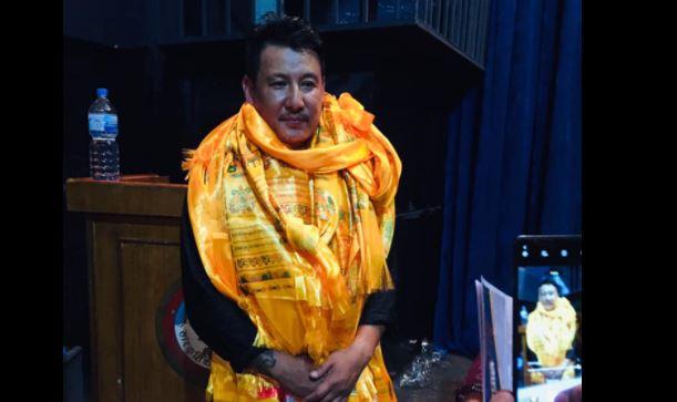 नेपाल तामाङ चलचित्र संघको अध्यक्षमा नायक कुमार मोक्तान
