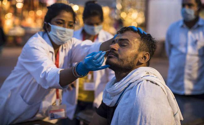 भारतमा हालसम्म संक्रमणबाट मुक्त हुनेको संख्या ३ करोड ३५ लाख ४० हजारभन्दा बढी