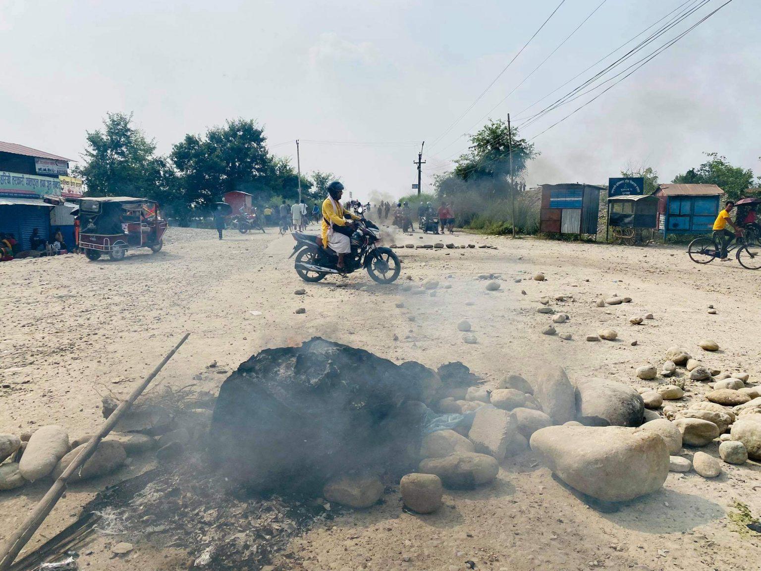 रुपन्देहीको मोतीपुर औद्योगिक क्षेत्रमा झडप हुँदा चारको मृत्यु