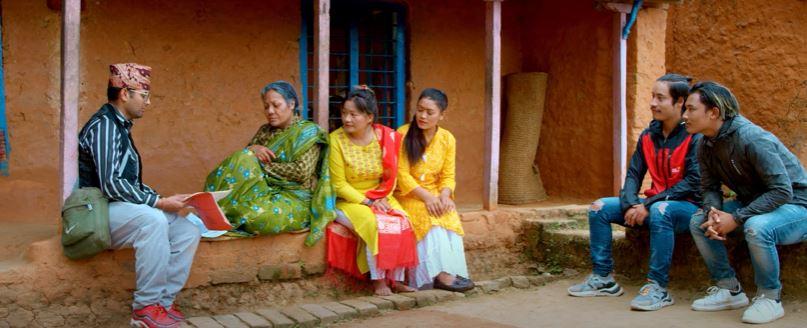 मिना लामाको दशैं गीत परदेशको पीडा सार्वजानिक